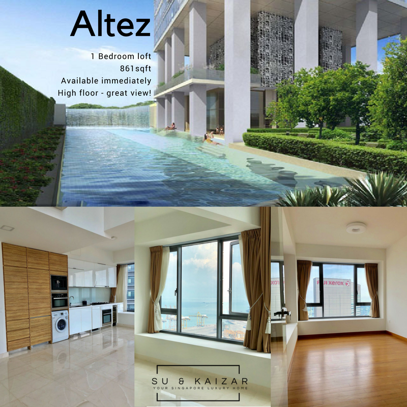 1 Bedroom Loft For Rent: Your Singapore Luxury Home